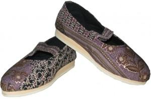 Sepatu Batik Anak