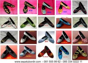 Katalog Sepatu Bordir 1