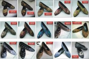 Katalog Sepatu Bordir # 2